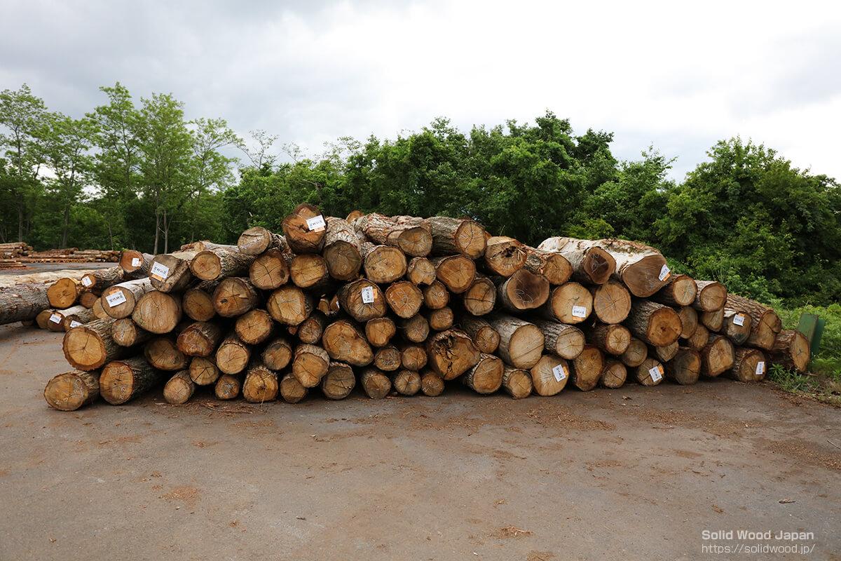 一関木材流通センター