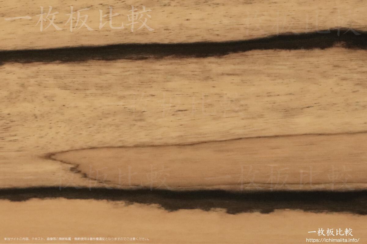 ブラックアンドホワイトエボニー(斑入黒檀)のスポルテッド
