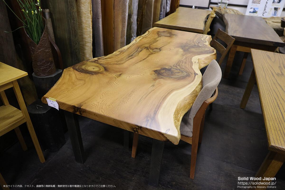 杉(スギ)の一枚板