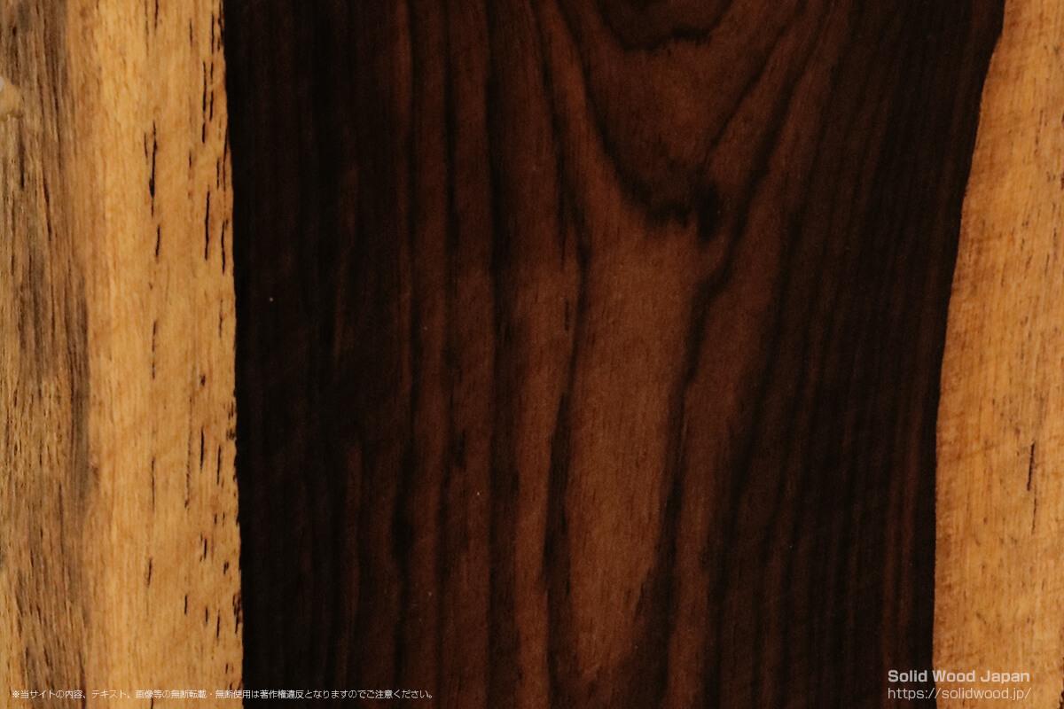 アフリカンブラックウッドの一枚板
