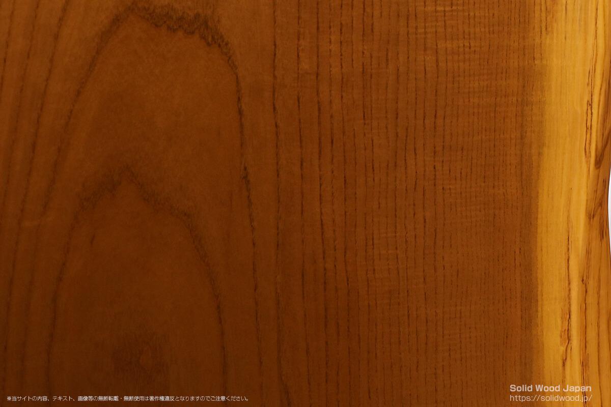 キハダ(黄蘗・黄肌)の一枚板