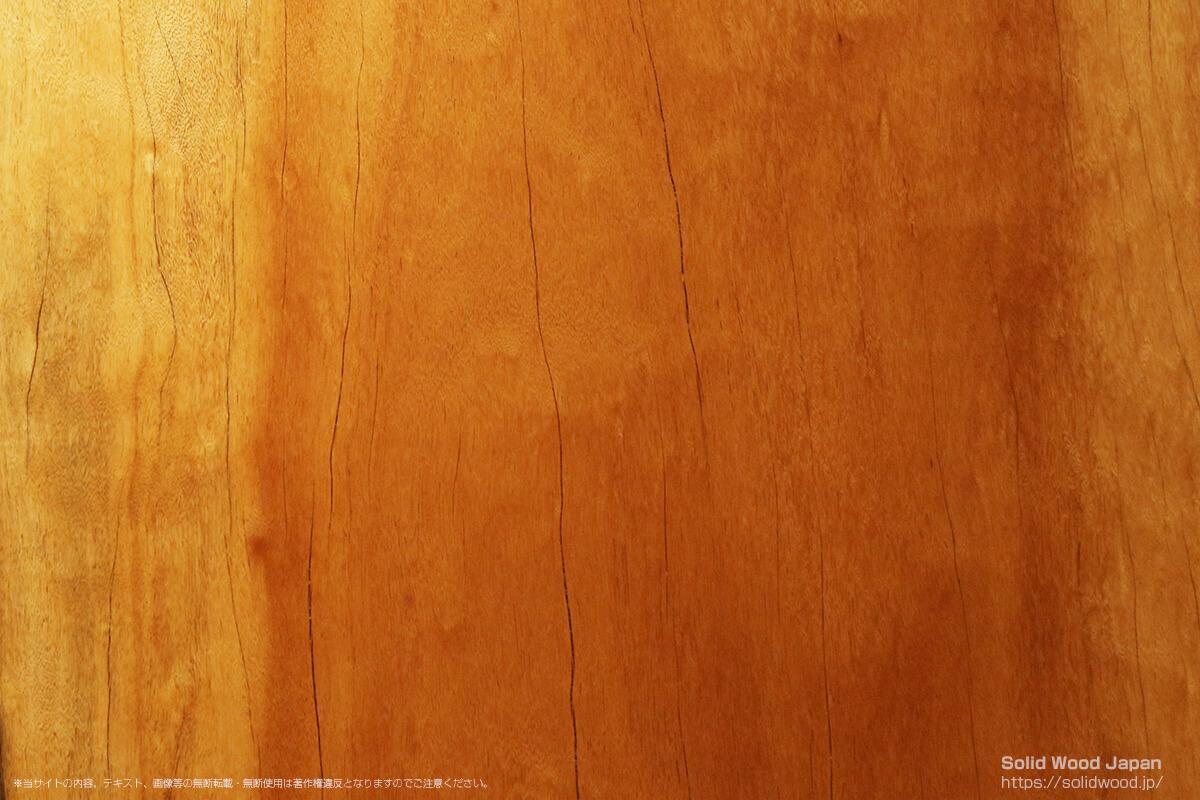 ボセ(アフリカンチェリー)の一枚板