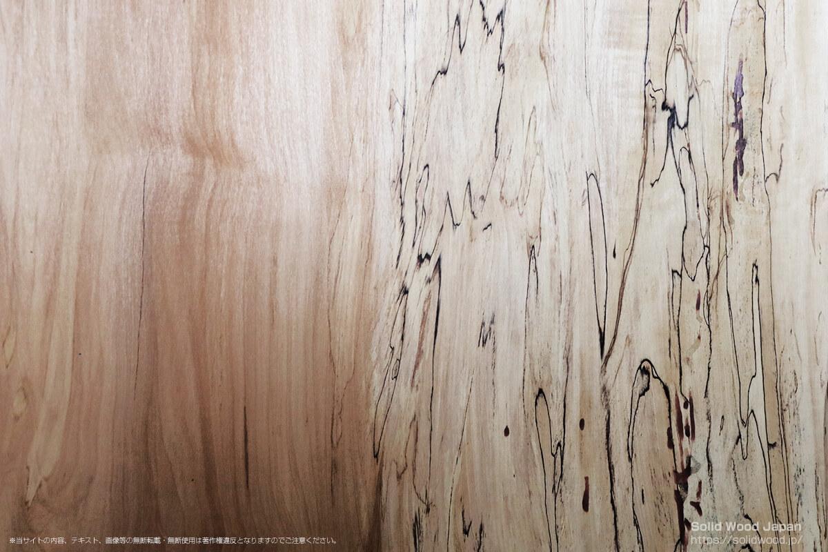 トチスポルテッドモク(栃スポルテッド杢)の一枚板