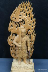 不動明王(ふどうみょうおう)の仏像