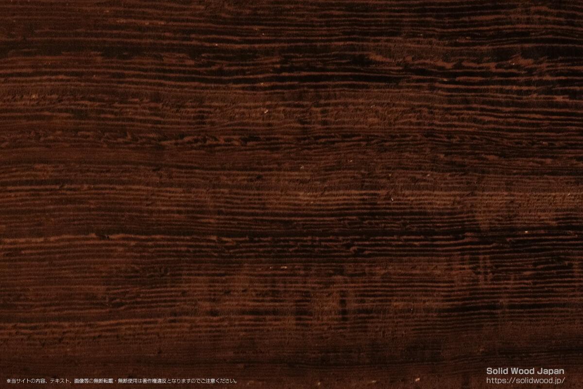 ムラサキタガヤサン(紫鉄刀木)の一枚板