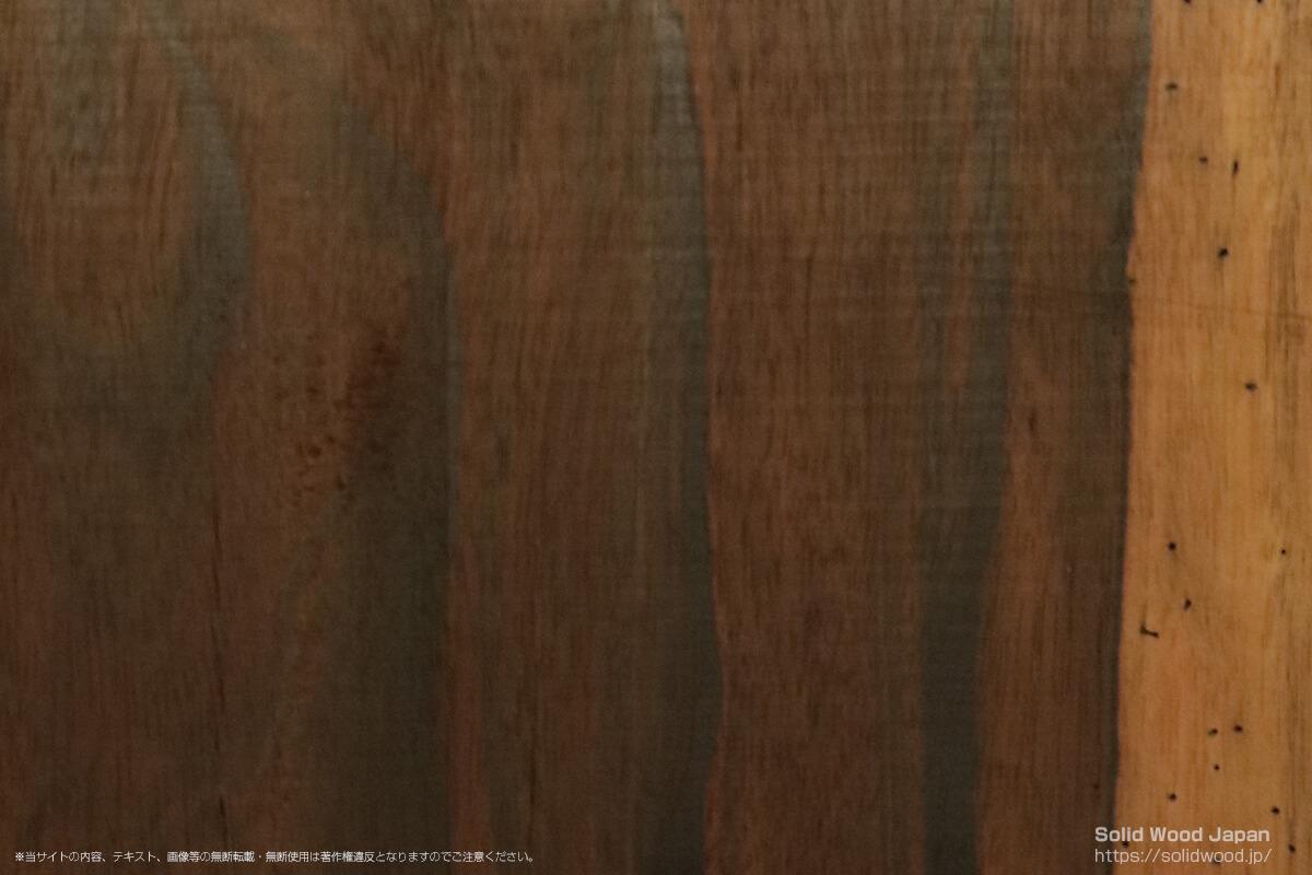 シマコクタン(縞黒檀)の一枚板