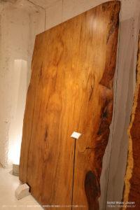 ヤクスギ(屋久杉)の一枚板
