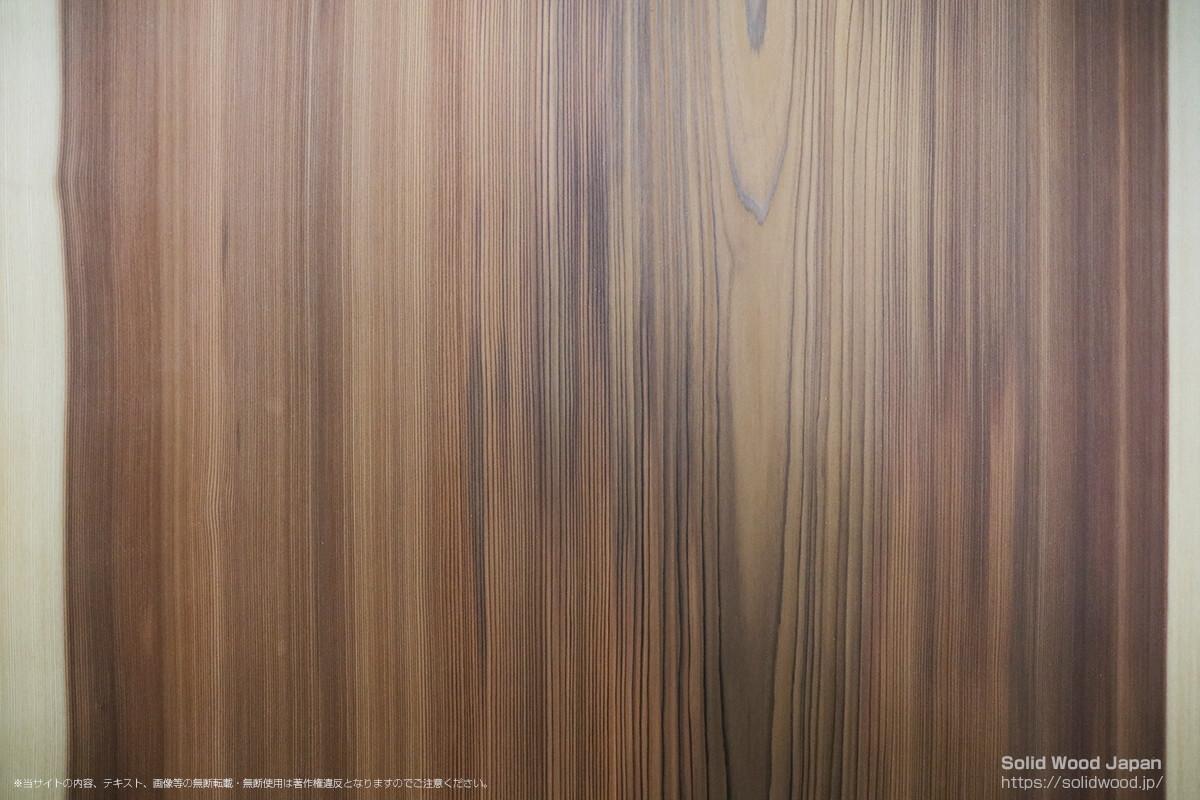 ヨシノスギ(吉野杉)の一枚板