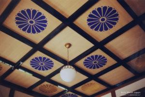 社寺の格子天井の例