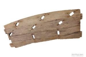 水車の羽根板